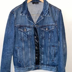 Kooples men's denim jacket